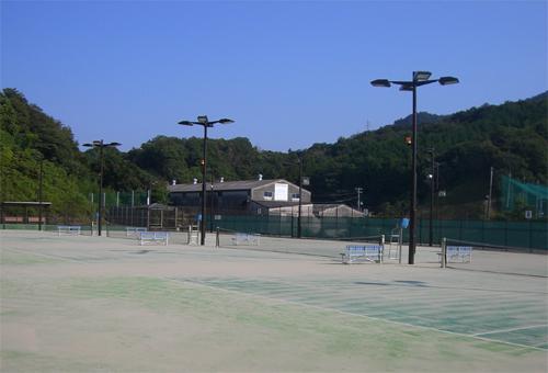 テニスコート01