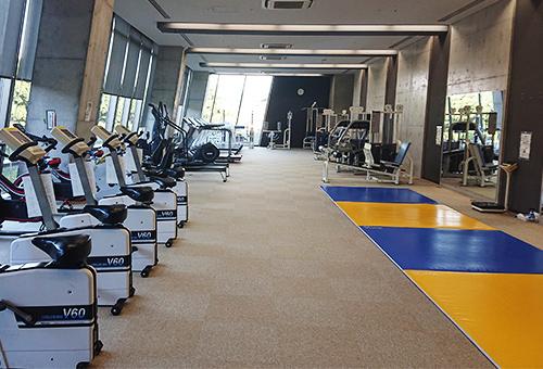 トレーニング室01